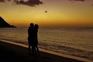 Romantisk weekendophold