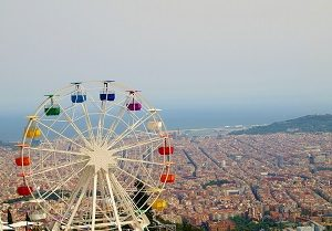 Sightseeing storbyferie Barcelona