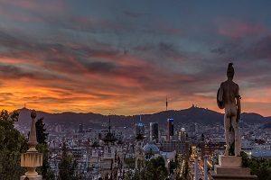 Storbyferie Barcelona