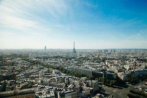 Ferie i storbyen Paris