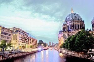 Floden i Berlin