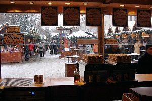 Julemarked bod med glühwein