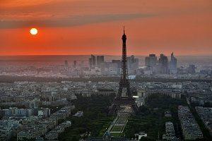 Storbyferie Paris